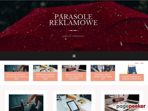 Więcej o stronie : Parasole