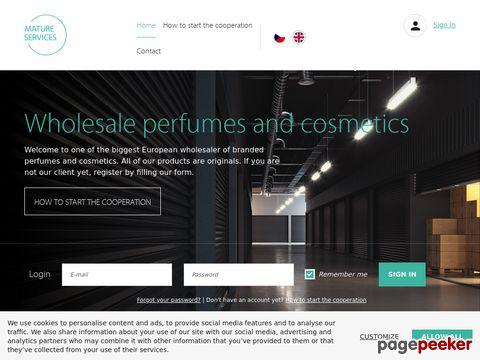 Hurtownia markowych perfum - perfumy-hurtownia.pl