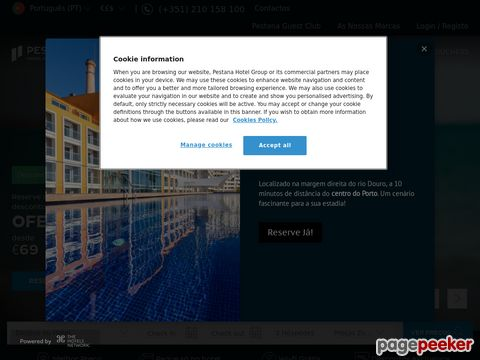 Pestana Hotels and Resorts