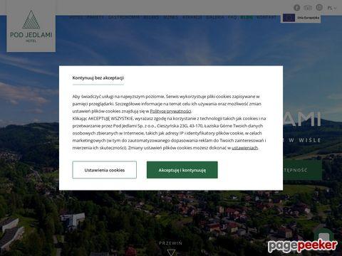 Hotel w Wiśle - Pod Jedlami