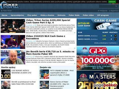 Pokerportal