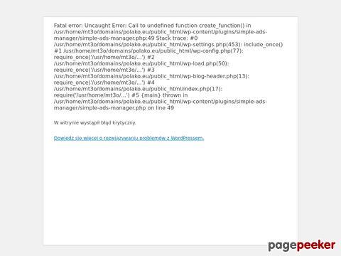 Więcej o stronie : Polako - Mój blog o Chorwacji