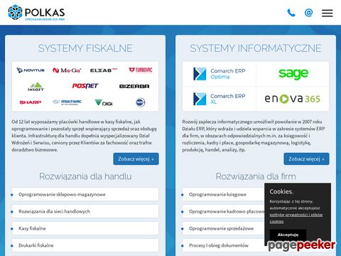 Systemy ERP - Polkas