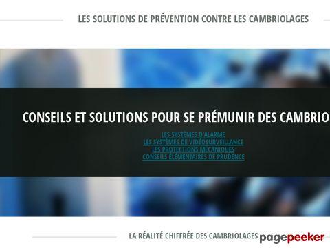 Thumbnail de http://www.prevention-cambriolage.fr/