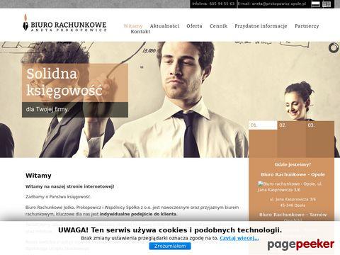 Rzetelne biuro rachunkowe Opole