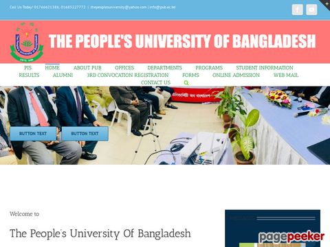 People's University of Bangladesh (PUB)