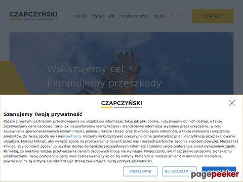 Kancelaria Prawna Tomasz Czapczyński Wrocław