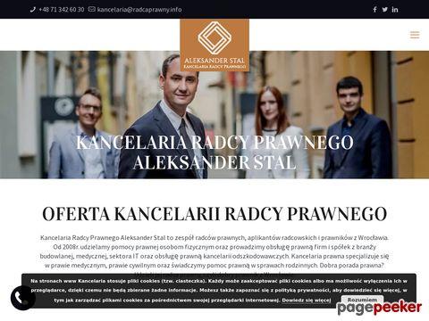 Kancelaria Radcy Prawnego Wrocław
