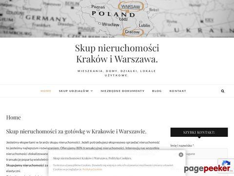 Biuro nieruchomości Warszawa