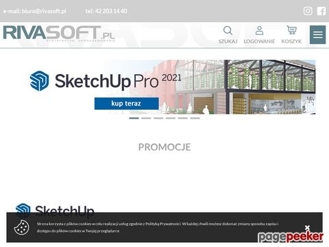 Więcej o stronie : Rivasoft - dystrybutor oprogramowania