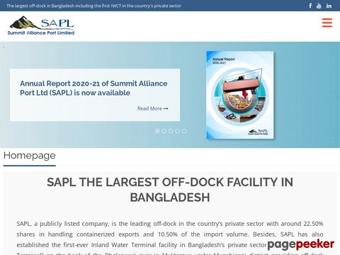 Summit Alliance Port Limited