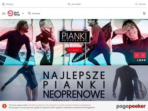 SurfShop.pl - sklep windsurfingowy