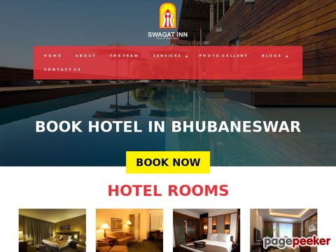 Exclusive Hotel and Lodge Services in Bhubaneswar