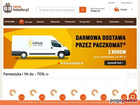Tania Księgarnia Internetowa