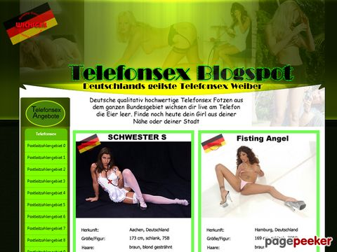 Details : Telefonsex Blogspot - Deutsche Amateure am Sextelefon