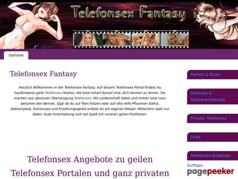 Details : Fetisch Fantasy - Die bizarre Telefonsex Welt