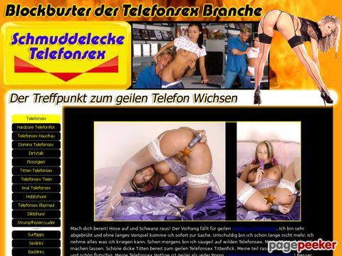 mehr Information : Telefonsex Schmuddelecke