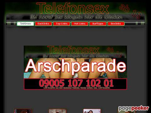 mehr Information : Telefonsex Arschparade