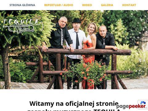 Tequila - orkiestra na wesele Wrocław
