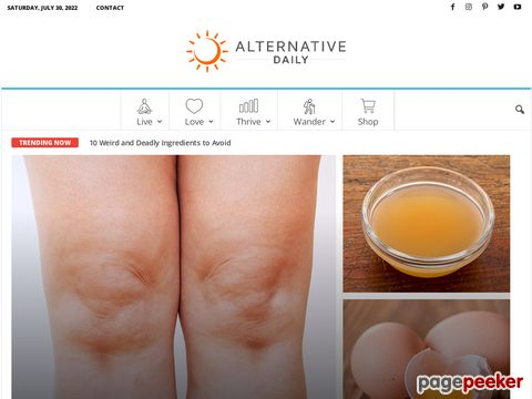 The Alternative Daily Coupon Codes