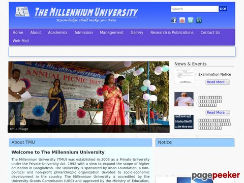 The Millennium University