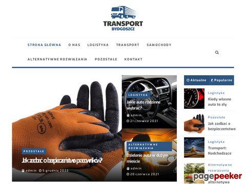 Gryf Usługi Transportowe Bydgoszcz