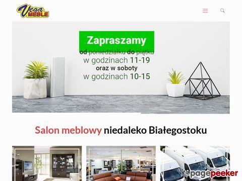 VEGA-MEBLE salon meblowy podlaskie