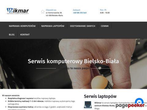 Serwis laptopów i komputerowy Wikmar