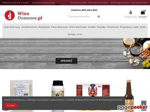 Akcesoria winiarskie - Winodomowe.pl