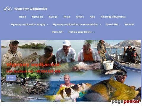 Wyprawy na ryby