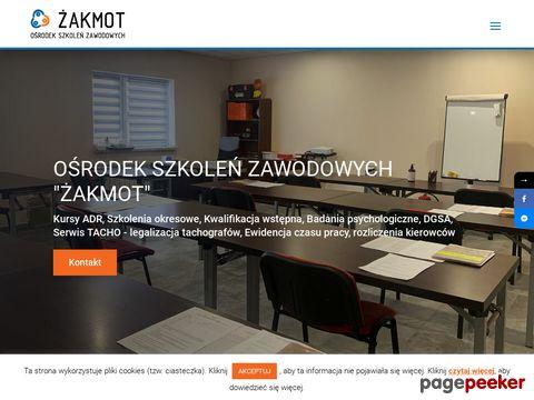 Kurs ADR Płock