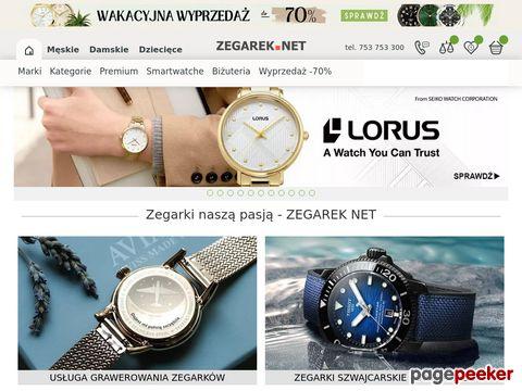 Najlepsza cena  zegarek.net