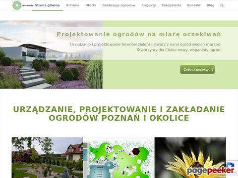Zielone Studio - Zakładanie i projektowanie ogrodów
