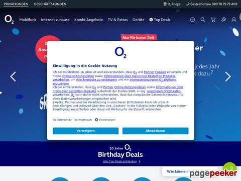 o2 Germany Cashback