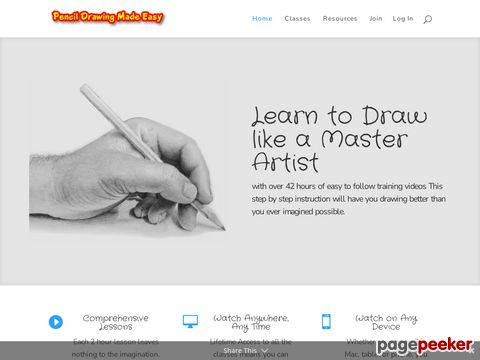 Pencil Drawing Made Easy - Learn pencil attracting the very ...