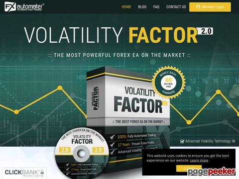 Volatility Factor 2.0 - THE OFFICIAL SITE