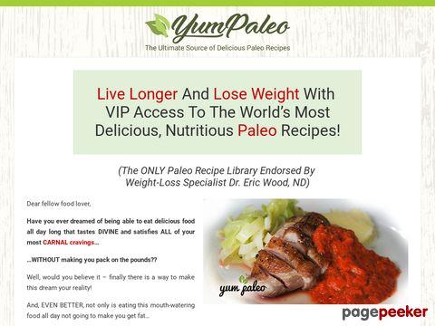Yum Paleo - Ultimate Paleo Recipes