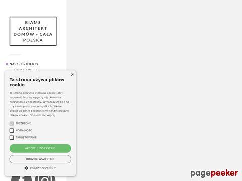 Więcej o stronie : Budownictwo i Architektura Marcin Sieradzki
