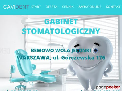 Cavident - gabinet dentystyczny