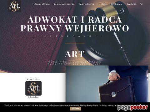 Adwokat Wejherowo