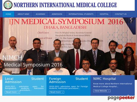 Northern International Medical College Hospital