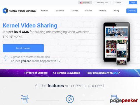 kernel-video-sharing
