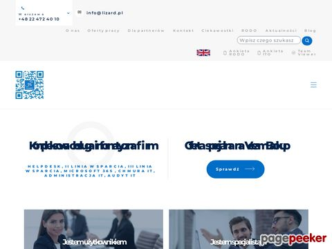 Outsourcing IT Warszawa