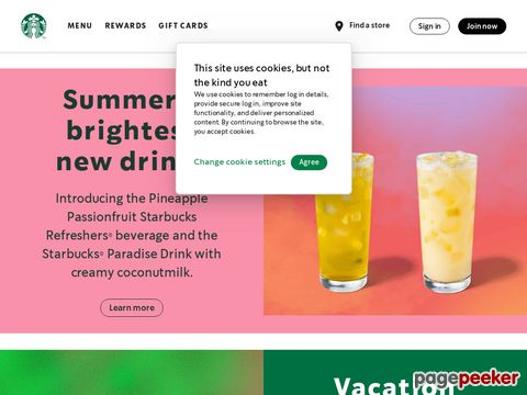 Starbucks Coupons and Promo Code