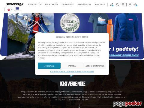 Producent rowerów Tabou