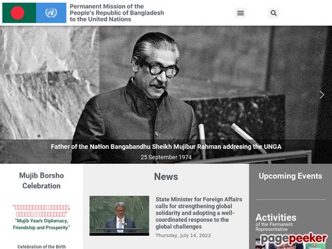 Permanent Mission of Republic of Bangladesh to the United Nations