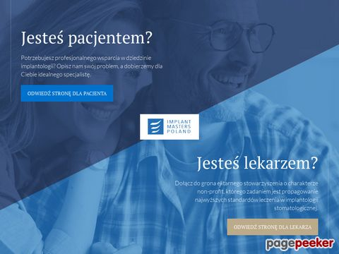 Najlepsza metoda na piękny uśmiech- implanty Warszawa