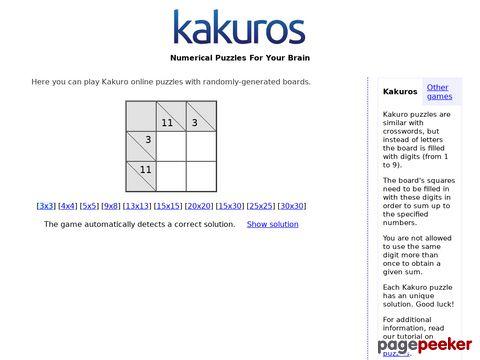 kakuros.com