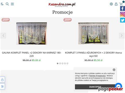 Firma Handlowo Usługowa Kasandra Sławomir Kula