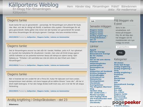 Källportens Weblog - http://kellporten.wordpress.com